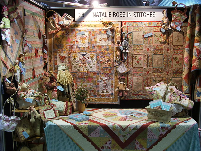 Trade show stall 009