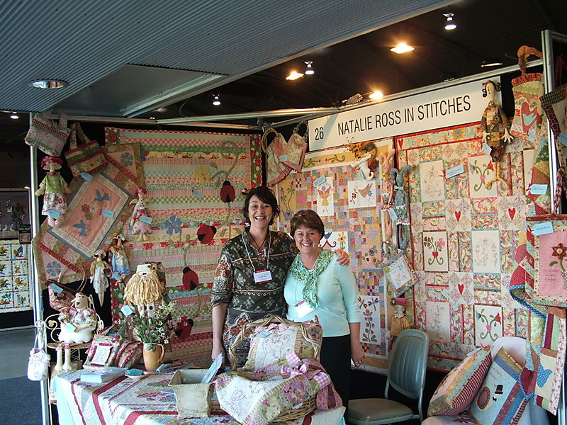 Trade show stall 017