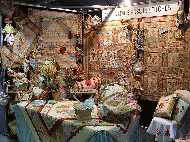 Trade show stall 012