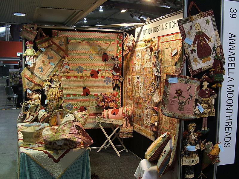Trade show stall 013