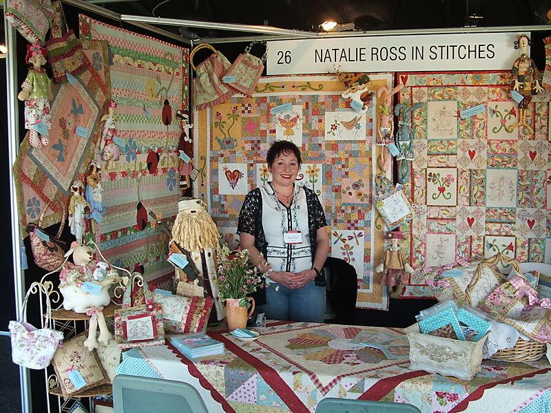 Trade show stall 016