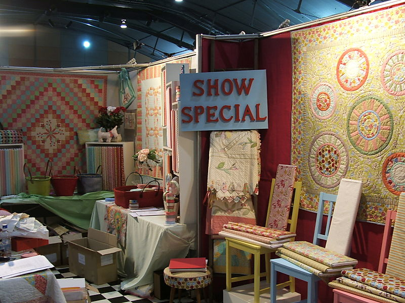 Trade show stall 034