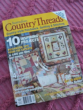 Miss Meadow Country Threads Magazine 002