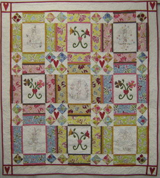Fairy Meadow Quilt