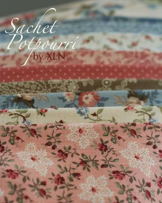 Sachet Potpourri fabrics
