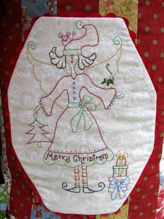 Christmas jingles angel