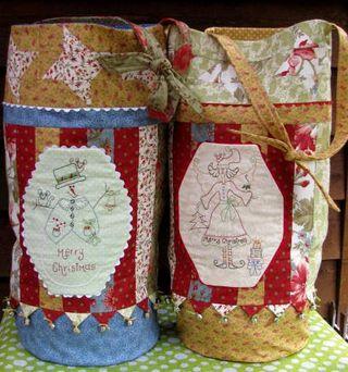 Christmas Jingles toy bags