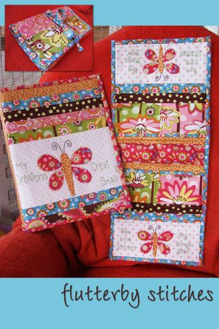 Flutterby stitches NR46