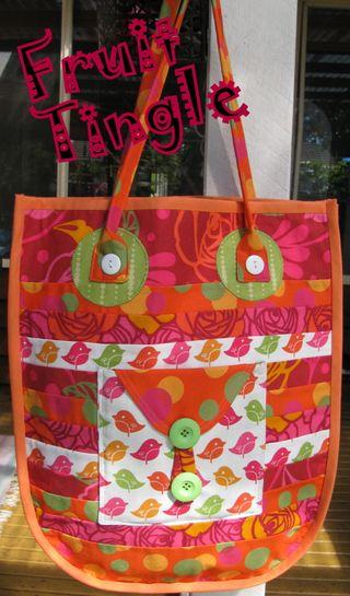 Fruit tingle bag blog