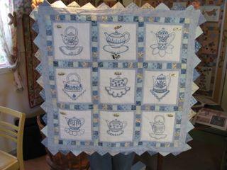 Laurel's quilt