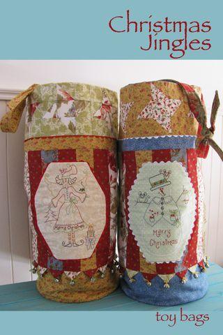 Christmas Jingles pattern photo NR49