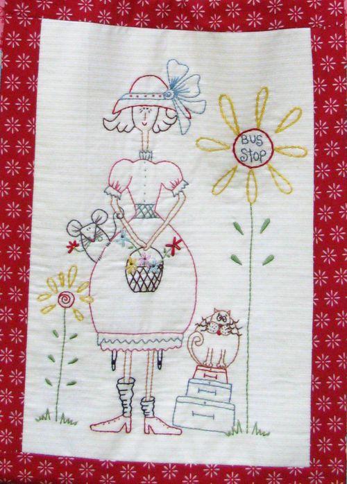 Isabella stitchery