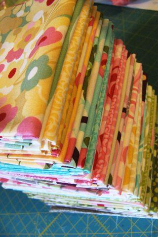 Hunky Dory BOM fabric