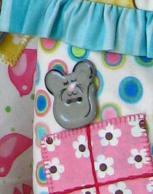 Itty bitty mouse