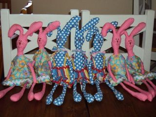 Sally's bunnies