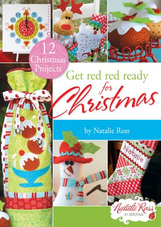 Get red red ready for Christmas cover high res jpg