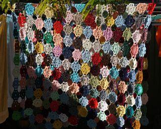 Crochet rug 2
