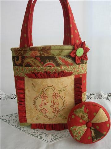 Margaret's for you bag
