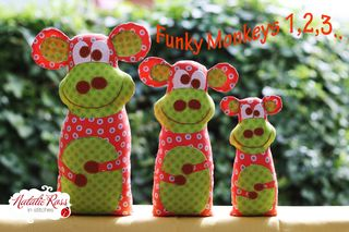 Funky Monkey 1,2 3 blog copy