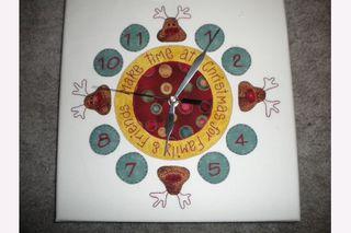 Kim's clock for blog