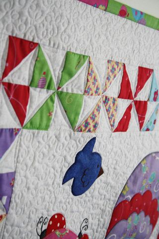 Sneak peek quilting up up and away quilt blog