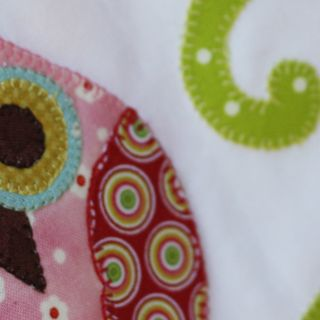 Let's stitch sneek peek