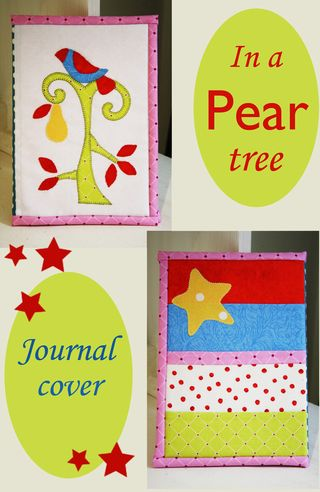 In a pear tree blog pic