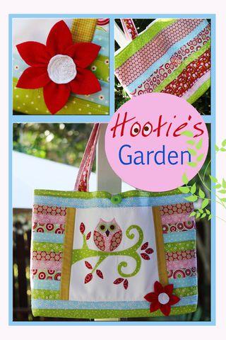 Hootie's garden collage pic