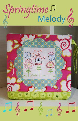 Springtime melody blog pic