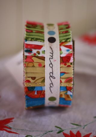 Woodland Bloom jelly roll