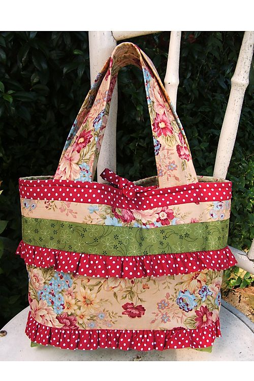 Quilt And Bag Patterns Isabella S Day Out Nr12