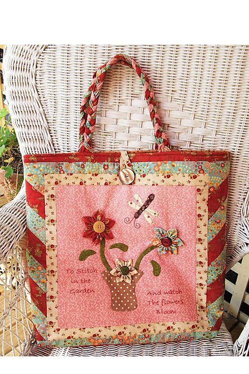Beloved Blooms Bag NR29...AU$7.00 + Postage