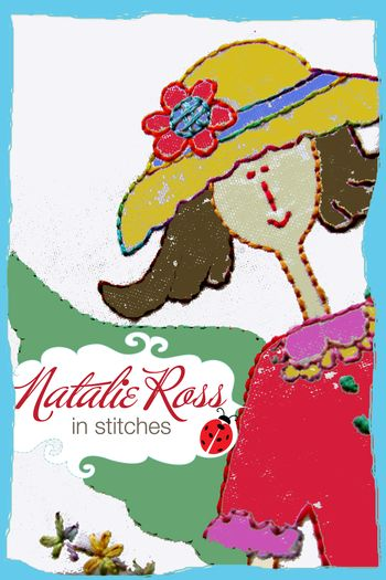 Natalie Ross in Stitches